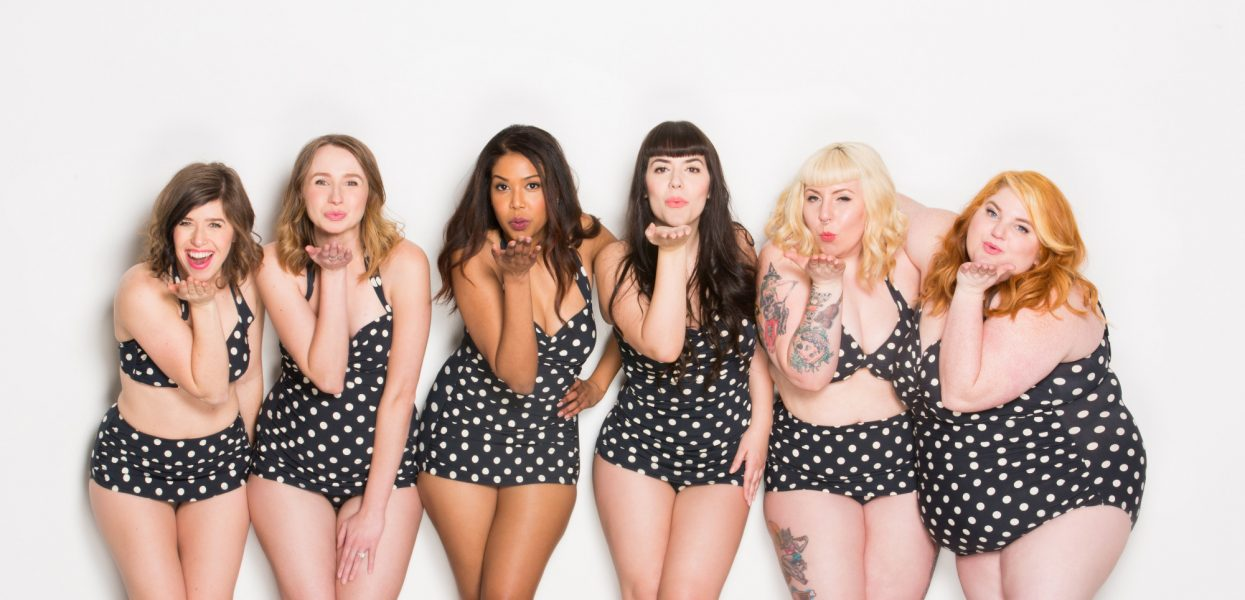 WE WANT MORE PLUS SIZE BRANDS TO REPRESENT BIGGER SIZES!